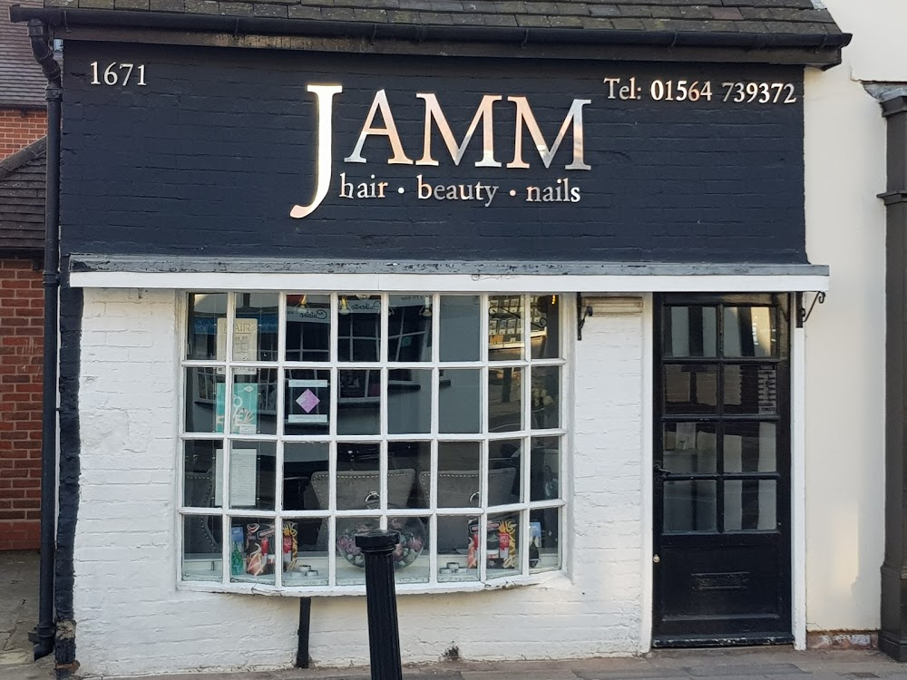 JAMM Hair Beauty and Nails