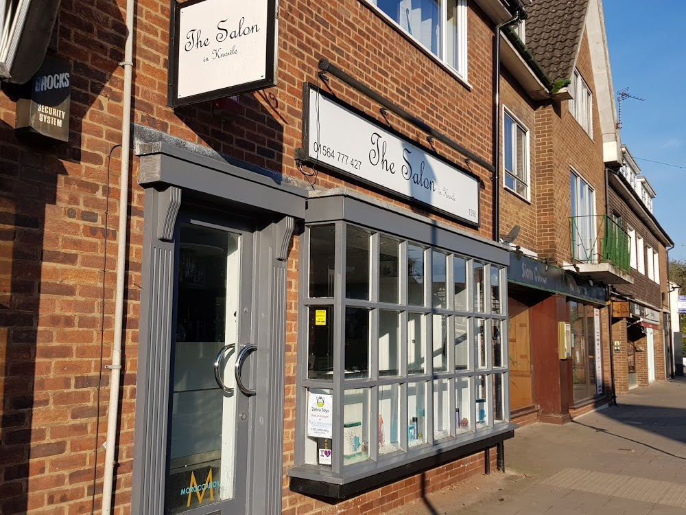 The Salon in Knowle Limited